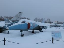 モニノ空軍博物館で撮影されたモニノ空軍博物館の航空機写真