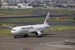 KAZFLYERさんが、羽田空港で撮影した日本航空 777-246の航空フォト(写真)