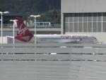 ヒロリンさんが、サンフランシスコ国際空港で撮影したヴァージン・アメリカ A320-214の航空フォト(写真)