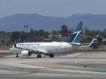 ヒロリンさんが、マッカラン国際空港で撮影したウェストジェット 737-8CTの航空フォト(写真)