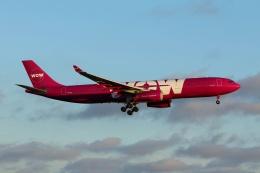 takoyanさんが、ロサンゼルス国際空港で撮影したWOWエア A330-343Xの航空フォト(写真)