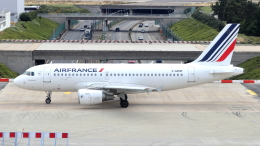 航空フォト:F-GRHP エールフランス航空 A319
