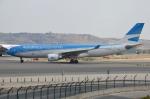 IL-18さんが、マドリード・バラハス国際空港で撮影したアルゼンチン航空 A330-202の航空フォト(写真)