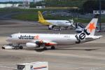 セブンさんが、成田国際空港で撮影したジェットスター・ジャパン A320-232の航空フォト(飛行機 写真・画像)