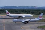 dragonflyさんが、新千歳空港で撮影した日本航空 767-346/ERの航空フォト(写真)