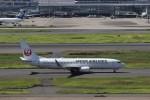 KAZFLYERさんが、羽田空港で撮影した日本航空 737-846の航空フォト(写真)