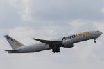 ANA744Foreverさんが、成田国際空港で撮影したエアロ・ロジック 777-F6Nの航空フォト(写真)