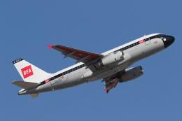 安芸あすかさんが、ロンドン・ヒースロー空港で撮影したブリティッシュ・エアウェイズ A319-131の航空フォト(飛行機 写真・画像)