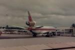 ヒロリンさんが、ダニエル・K・イノウエ国際空港で撮影したコンチネンタル航空 DC-10-10の航空フォト(写真)