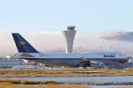 安芸あすかさんが、サンフランシスコ国際空港で撮影したブリティッシュ・エアウェイズ 747-436の航空フォト(写真)