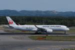 dragonflyさんが、新千歳空港で撮影した日本航空 A350-941XWBの航空フォト(写真)