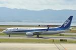 B747‐400さんが、関西国際空港で撮影した全日空 737-881の航空フォト(写真)