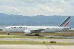 B747‐400さんが、関西国際空港で撮影したエールフランス航空 777-228/ERの航空フォト(写真)