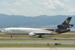 B747‐400さんが、関西国際空港で撮影したUPS航空 MD-11Fの航空フォト(写真)