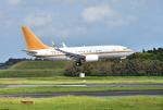 mojioさんが、成田国際空港で撮影した南山公務 737-7ZH BBJの航空フォト(飛行機 写真・画像)