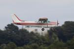 Takeshi90ssさんが、調布飛行場で撮影したアイベックスアビエイション 172Pの航空フォト(写真)