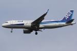 ぽんさんが、成田国際空港で撮影した全日空 A320-271Nの航空フォト(写真)