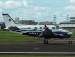 otromarkさんが、八尾空港で撮影したアジア航測 C90GTi King Airの航空フォト(写真)