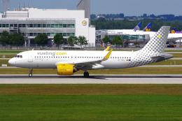 航空フォト:EC-NCG ブエリング航空 A320neo