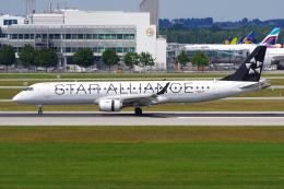 エア・ドロミティ Embraer 195 (I-ADJV)  航空フォト | by PASSENGERさん  撮影2019年08月08日%s
