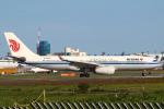 セブンさんが、成田国際空港で撮影した中国国際航空 A330-243の航空フォト(飛行機 写真・画像)