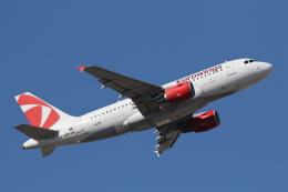 航空フォト:OK-NEN ユーロウイングス A319