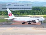 むらさめさんが、新千歳空港で撮影した日本航空 767-346/ERの航空フォト(写真)