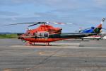 jun☆さんが、富山空港で撮影した富山県消防防災航空隊 412EPの航空フォト(飛行機 写真・画像)