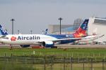 セブンさんが、成田国際空港で撮影したエアカラン A330-941の航空フォト(飛行機 写真・画像)