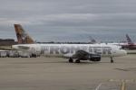 SIさんが、オヘア国際空港で撮影したフロンティア航空 A320-214の航空フォト(写真)