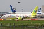 セブンさんが、成田国際空港で撮影したジンエアー 737-86Nの航空フォト(飛行機 写真・画像)