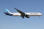 taka777さんが、ロンドン・ヒースロー空港で撮影したクウェート航空 777-369/ERの航空フォト(写真)