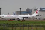 セブンさんが、成田国際空港で撮影した中国東方航空 A330-343Xの航空フォト(飛行機 写真・画像)