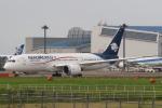 セブンさんが、成田国際空港で撮影したアエロメヒコ航空 787-8 Dreamlinerの航空フォト(飛行機 写真・画像)