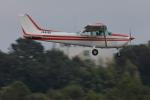 nobu_32さんが、調布飛行場で撮影したアイベックスアビエイション 172Pの航空フォト(写真)