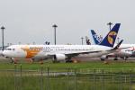セブンさんが、成田国際空港で撮影したMIATモンゴル航空 767-34G/ERの航空フォト(飛行機 写真・画像)