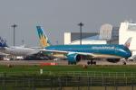 セブンさんが、成田国際空港で撮影したベトナム航空 A350-941XWBの航空フォト(飛行機 写真・画像)