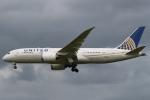 セブンさんが、成田国際空港で撮影したユナイテッド航空 787-8 Dreamlinerの航空フォト(写真)
