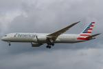 セブンさんが、成田国際空港で撮影したアメリカン航空 787-9の航空フォト(飛行機 写真・画像)