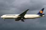 セブンさんが、成田国際空港で撮影したルフトハンザ・カーゴ 777-FBTの航空フォト(飛行機 写真・画像)