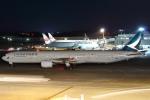 セブンさんが、成田国際空港で撮影したキャセイパシフィック航空 777-367の航空フォト(飛行機 写真・画像)