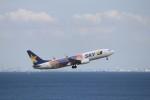 KAZFLYERさんが、羽田空港で撮影したスカイマーク 737-81Dの航空フォト(写真)