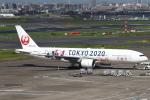 セブンさんが、羽田空港で撮影した日本航空 777-246の航空フォト(写真)