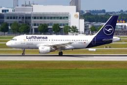航空フォト:D-AILB ルフトハンザドイツ航空 A319