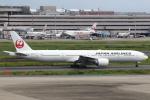 セブンさんが、羽田空港で撮影した日本航空 777-346/ERの航空フォト(写真)