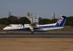 WING_ACEさんが、伊丹空港で撮影したエアーニッポンネットワーク DHC-8-314Q Dash 8の航空フォト(飛行機 写真・画像)