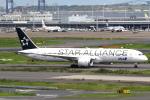 セブンさんが、羽田空港で撮影した全日空 787-9の航空フォト(飛行機 写真・画像)