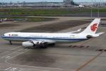 セブンさんが、羽田空港で撮影した中国国際航空 A330-343Xの航空フォト(飛行機 写真・画像)