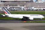 セブンさんが、羽田空港で撮影したエールフランス航空 777-228/ERの航空フォト(飛行機 写真・画像)