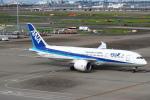 セブンさんが、羽田空港で撮影した全日空 787-8 Dreamlinerの航空フォト(飛行機 写真・画像)